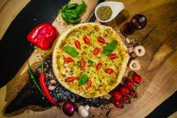 Pizza con Pesto image