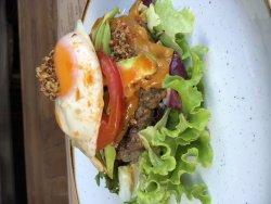 Power burger image