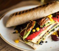 Sandwich vegetarian image
