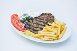 Bifteki la farfurie image