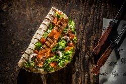 Adana kebab la lipie image