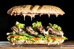 Chiftele turcești la baghetă image
