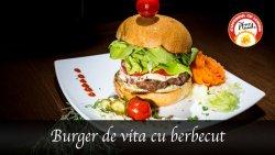 Meniu Burger de vită cu berbecuț image