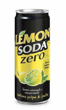 Lemon Soda ZERO image