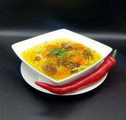 Zuppa di vitello image