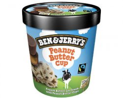 Ben&Jerry`s Peanut Butter Cup 500 ml image