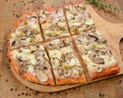 Pizza Capricciosa image