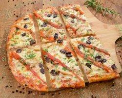 Pizza piept de pui image