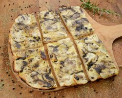 Pizza tartufo si cartofi image