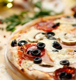 Pizza Capriciosa image