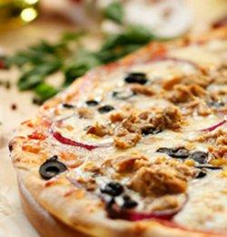 Pizza Pescatore image