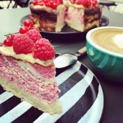 Cheesecake cu zmeură image
