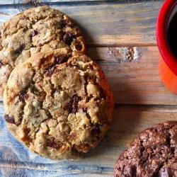 Cookie cu ciocolată și nuci image