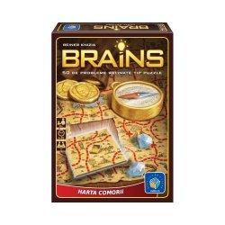 Brains - Harta Comorii