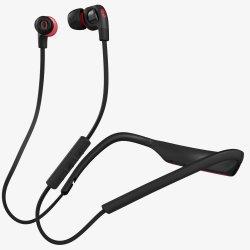 Casti Skullcandy Smokin Buds 2 Wireless - Black / Red