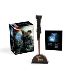Kit - Harry Potter Wizard's Wand and Sticker Book