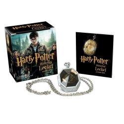 Harry Potter Slytherins Locket Horcrux Kit and Sticker Book