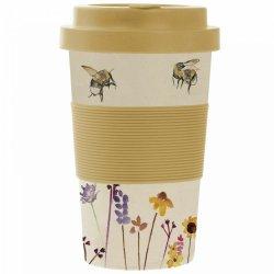 Cana de voiaj - Bamboo - Busy Bees