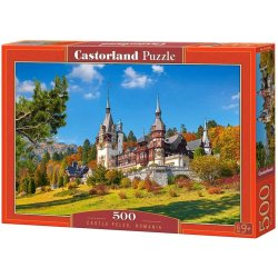Puzzle - Castelul Peles