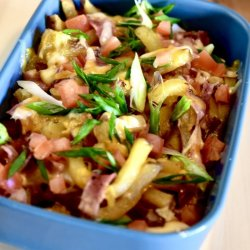 Bacon & Cheese Fries  image