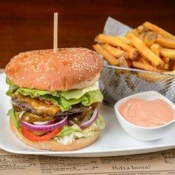Bazaar`s Spiced Burger image