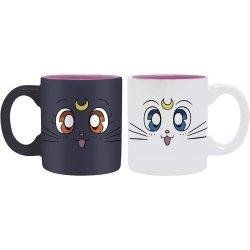 Set 2 cani Espresso - Luna & Artemis - Sailor Moon image