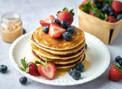 Pancakes pufoase și delicioase image