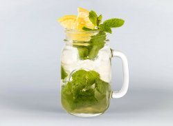 Limonadă cu mentă și miere image