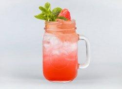 Limonadă cu căpșuni  image