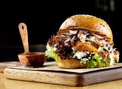 Chicken Burger Vienez image