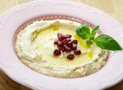 Hummus bi tahini image