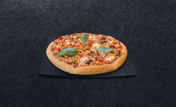 Pizza Ham & Bacon mare image
