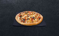 Pizza Chicken & Corn mică image