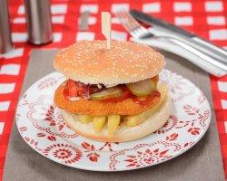 Big burger image