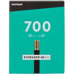 Cameră aer 700X35/45 Schrader