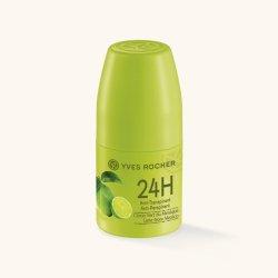 Deodorant roll-on anti-perspirant Lămâie verde din Mexic Flacon-bilă 50 ml image