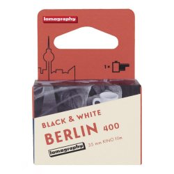 Film foto alb-negru 35 mm - ISO 400 - Berlin
