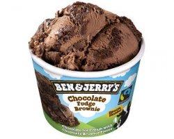 Ben&Jerry`s Chocolate Fudge Brownie 100 ml image