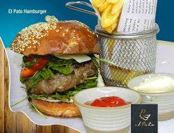 """El Pato"" Hamburger  image"