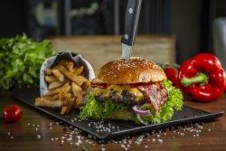 Burger royal cheese image
