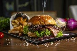 Burger onion image