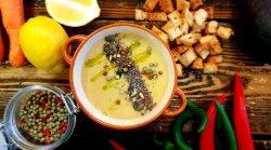 Supă cremă de linte – vegetarian/post  image