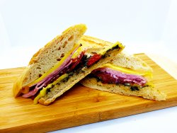 Italiano sandwich  image