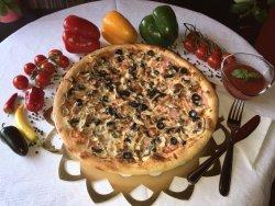 Pizza Capricciosa 40 cm image