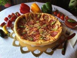 Pizza Diavola 32 cm image