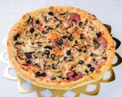 Pizza Quatro Stagione 32 cm  image