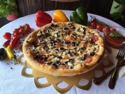 Pizza Quatro Stagione 40 cm image