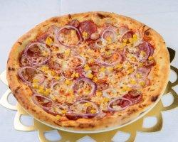 Pizza Țărănească 40 cm image
