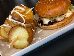 Burger Halloumi (vegetarian) image