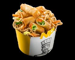 Noodle Pack Spring Rolls image